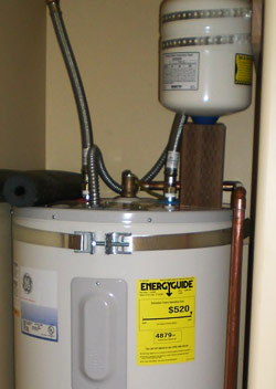 thermal expansion tank service frisco, tx
