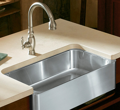 Farmhouse Sinks Have Deep Single Bowls With An A Front In Cost Range The Sink Will Be At High End
