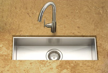 Shallow Apron Sink : Trough - sinks are shallow and elongated. Their functionality is ...